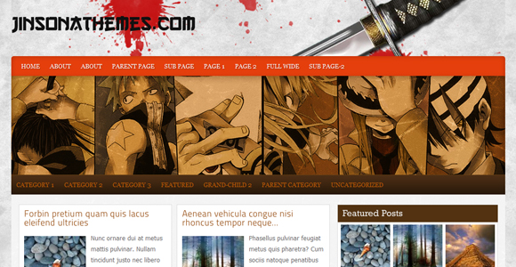 WordPress-Free-Theme-katana
