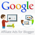 Google Affiliate Ads for Blogger gestartet