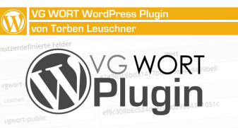 VG WORT WordPress Plugin