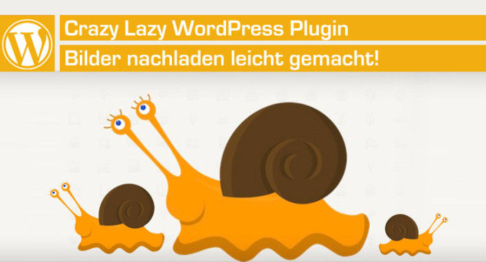 Crazy Lazy WordPress-Plugin