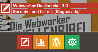 Quellenbibel-Blogparade